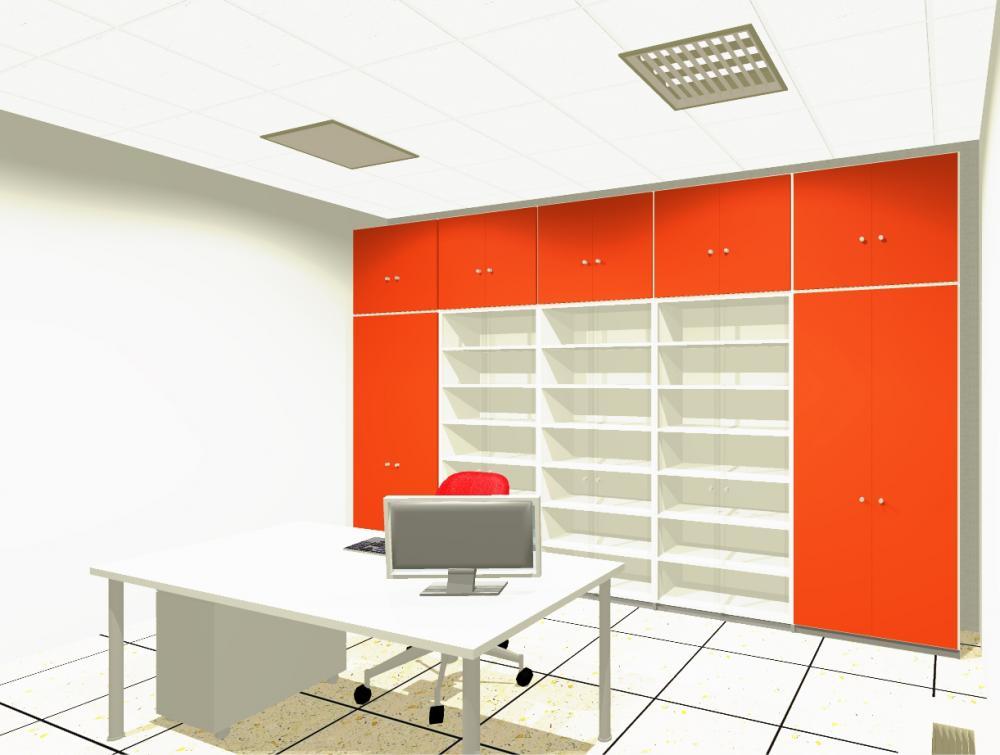 Contract arredo ufficio delta group design s p a for Arredo group